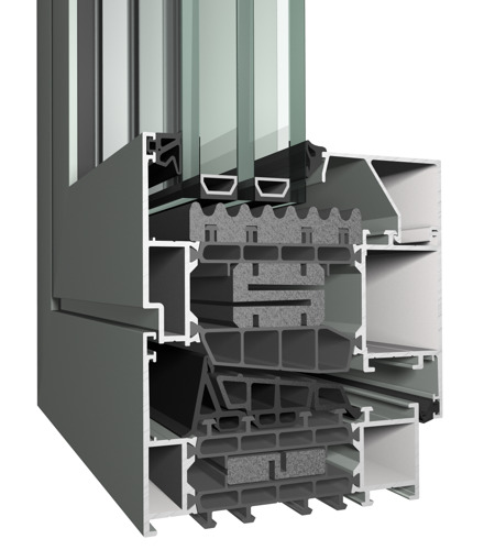 Reynaers introduces MasterLine 10 windows for passive houses.