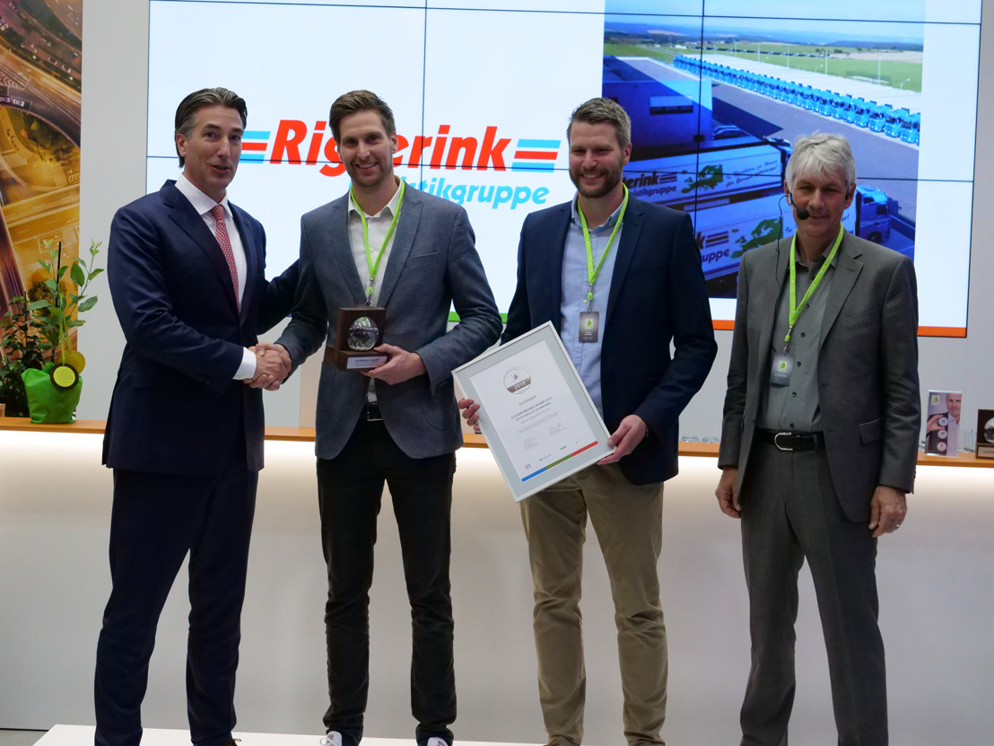 Eco Performance Award 2019: onderscheidingen Beste Eco Performers op truckbeurs Transport Logistic 2019
