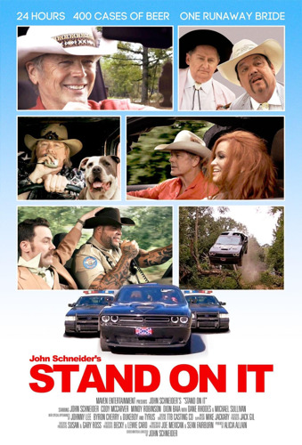 Preview: John Schneider Takes New Film on the Road with Drive-In Movie and Concert Event