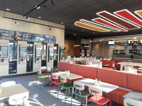 Preview: Le premier BURGER KING® de Belgique avec service à table ouvre à Estaimpuis