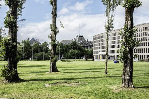 Rectoraatsgebouw VUB opengesteld tijdens renovatie