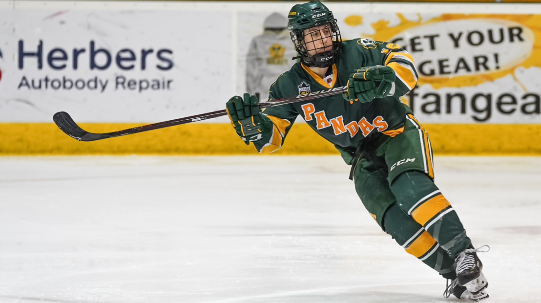 WHKY: Pandas' Poznikoff named Player of the Year