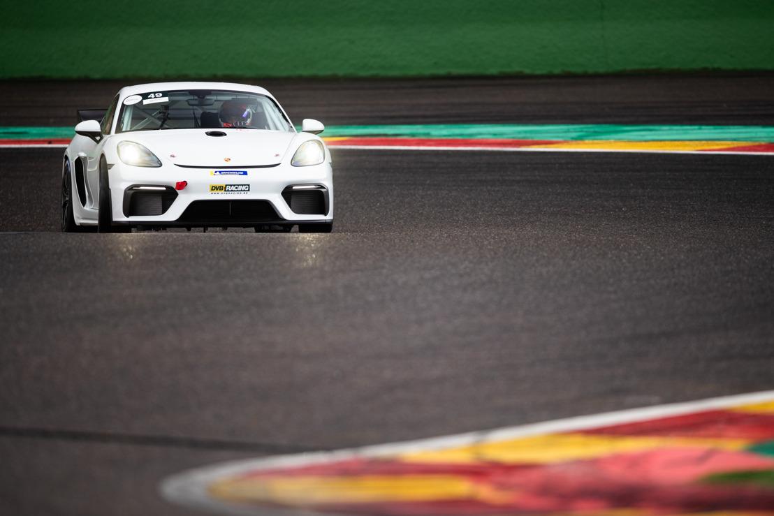 Débuts du Porsche Endurance Trophy ce week-end à Zolder