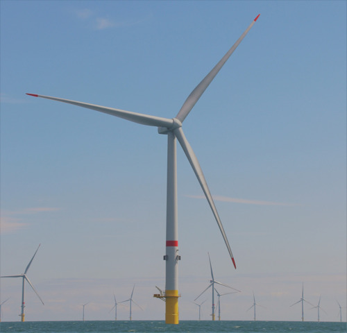 Norther offshore wind farm achieves technical completion and restructures its finance package
