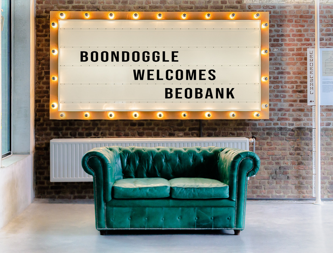 Boondoggle wint het communicatiebudget van Beobank
