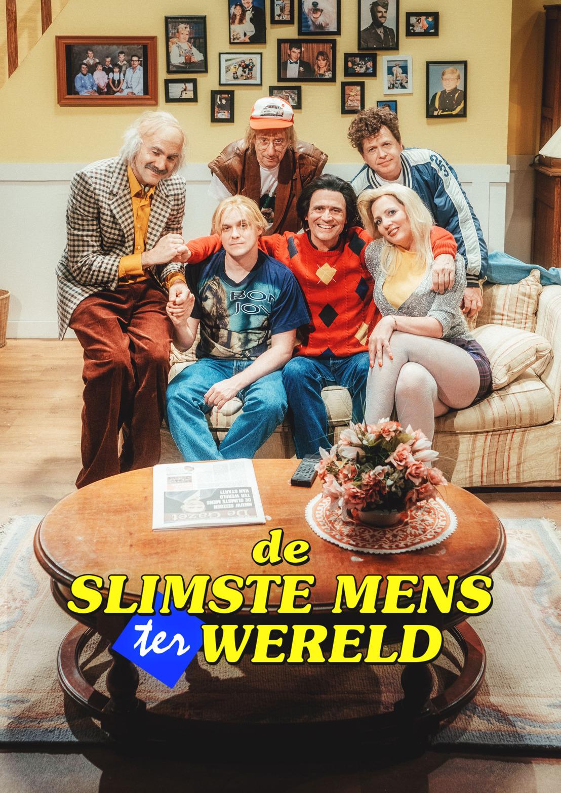 All Rise! De jury van De Slimste Mens ter Wereld.