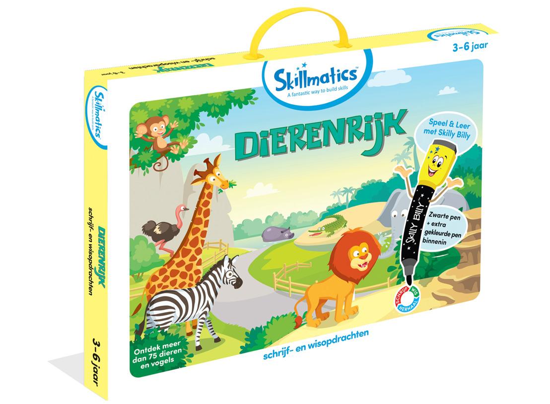 Terug naar school met Skillmatics: de gloednieuwe collectie van Smart Toys & Games!