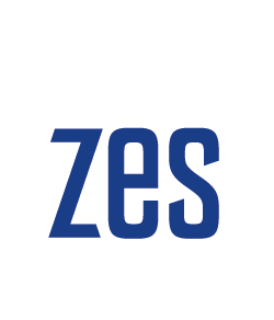 ZES press room Logo