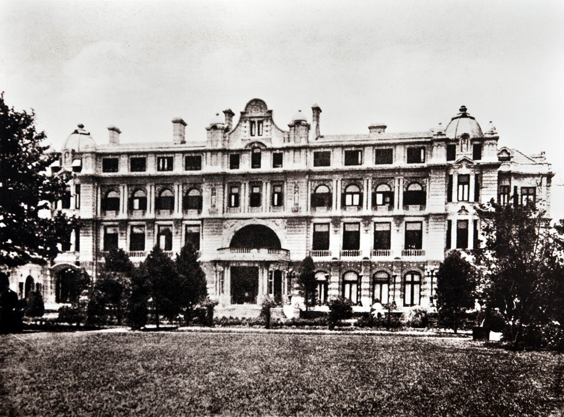 Majestic Hotel, Shanghai, 1922