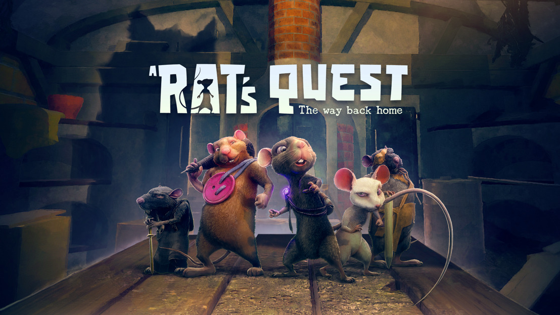 A Rat's Quest - insights from a rodent's perspective