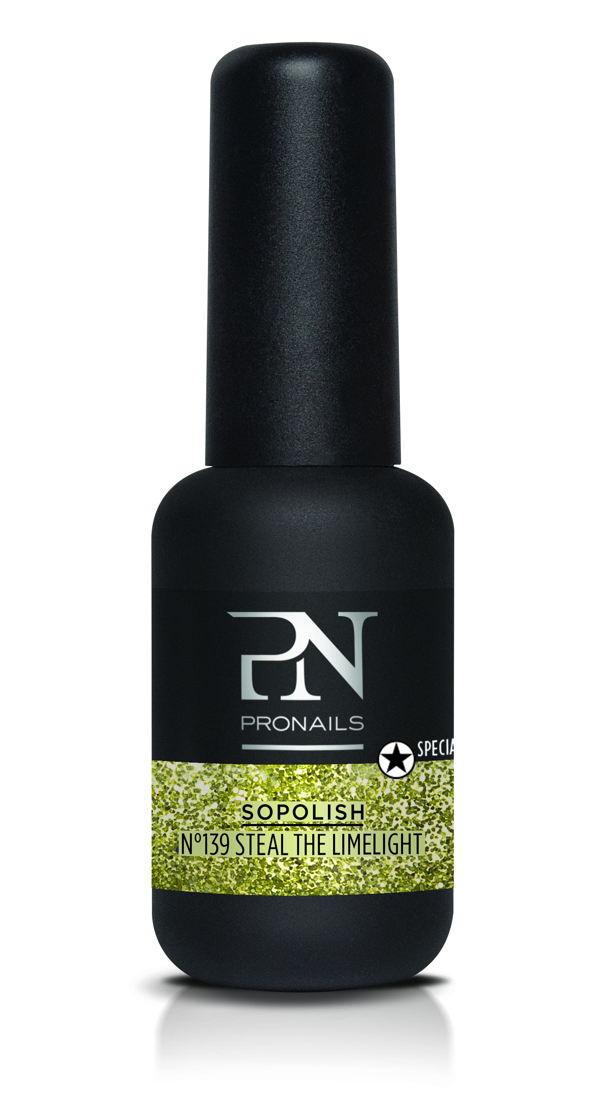 Sopolish 'Steal the Limelight' hit Own The Night' collectie - salonbehandeling