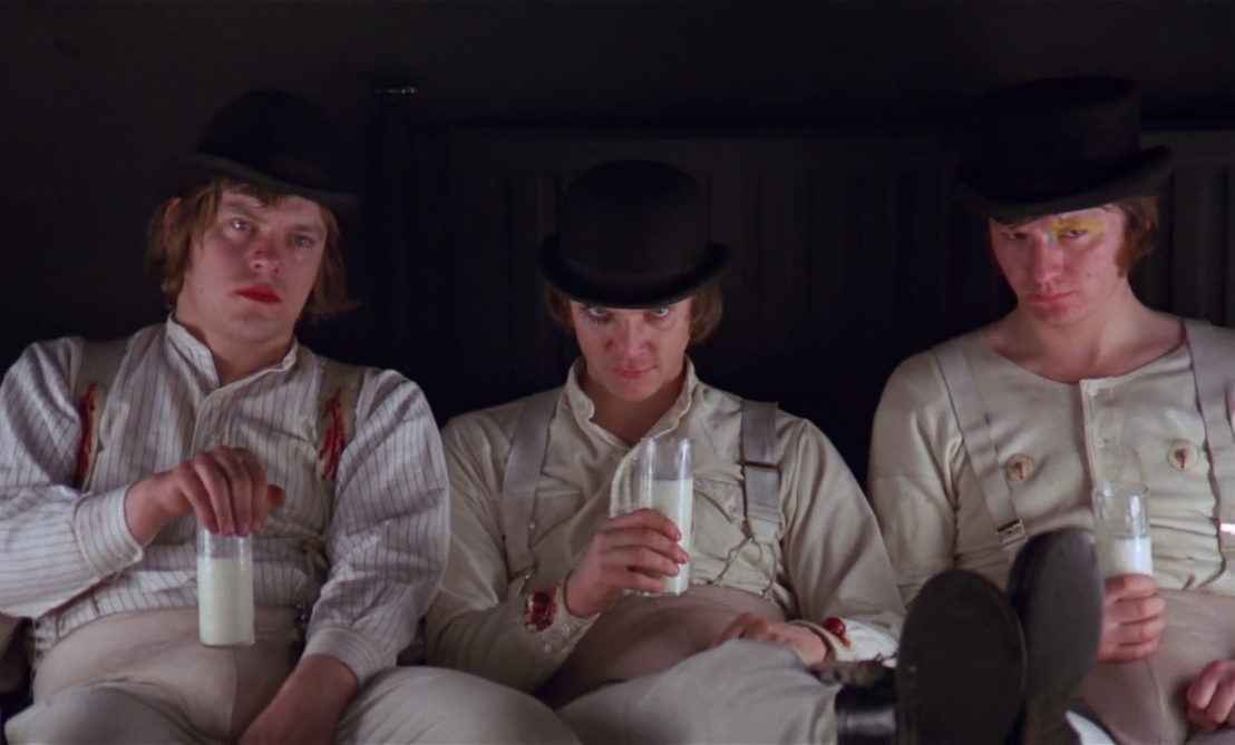 A Clockwork Orange - (c) Warner
