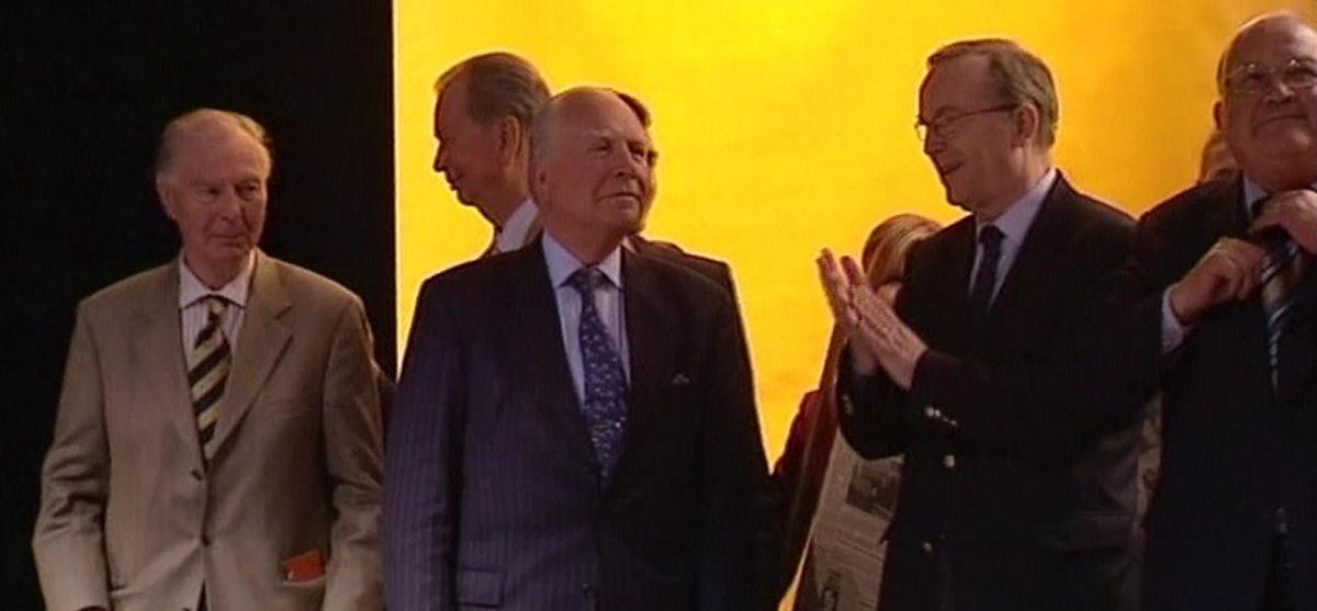 In 2005 viert de CVP - CD&V haar 60-jarig jubileum
