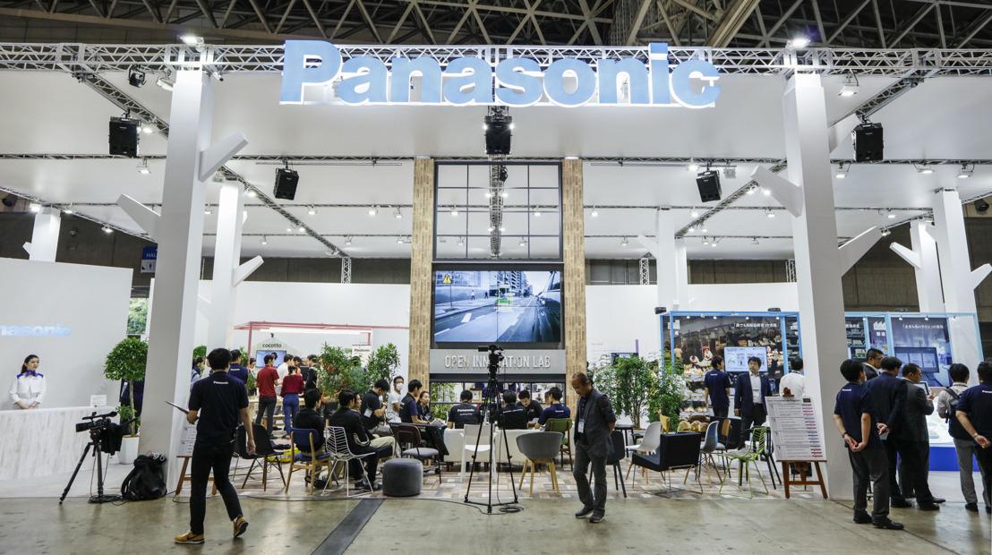 Panasonic se hace acreedor a 4 premios por innovación tecnológica en CEATEC 2017
