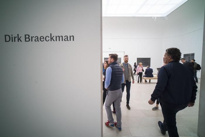 Dirk Braeckman, Eva Wittocx et la Biennale Arte 2017