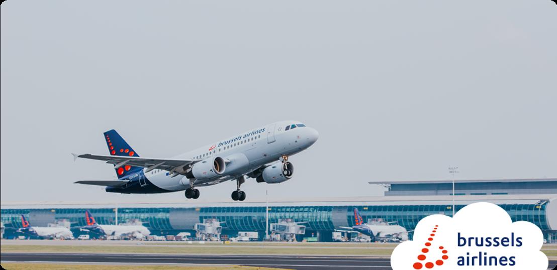 Brussels Airlines conclut un accord avec ses partenaires sociaux sur des mesures structurelles ouvrant la voie à un avenir rentable à long terme de la compagnie
