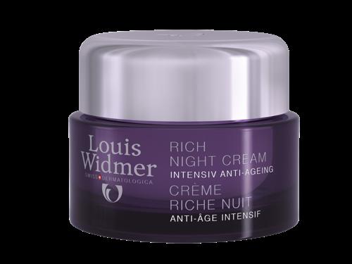 Rijke Nachtcrème van Louis Widmer