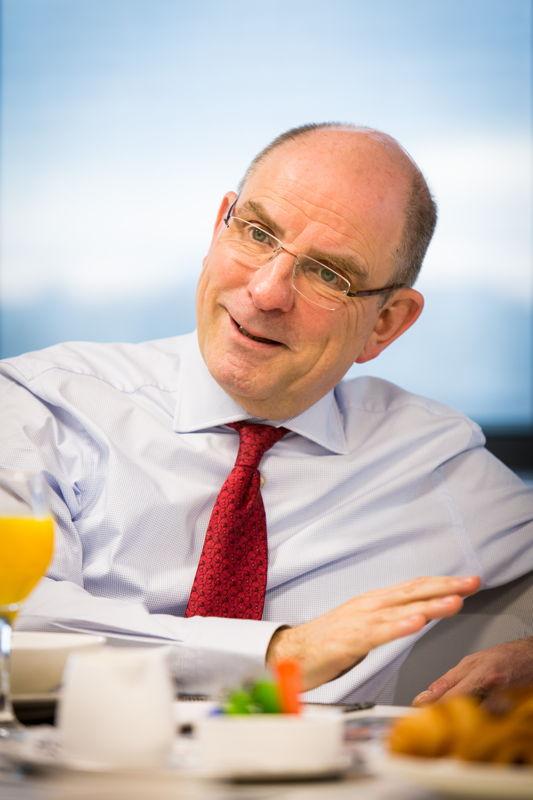 """""""Een sociaaldenkende minister van Justitie moet het accent leggen op de toegang van de mindervermogende tot het recht"""""""