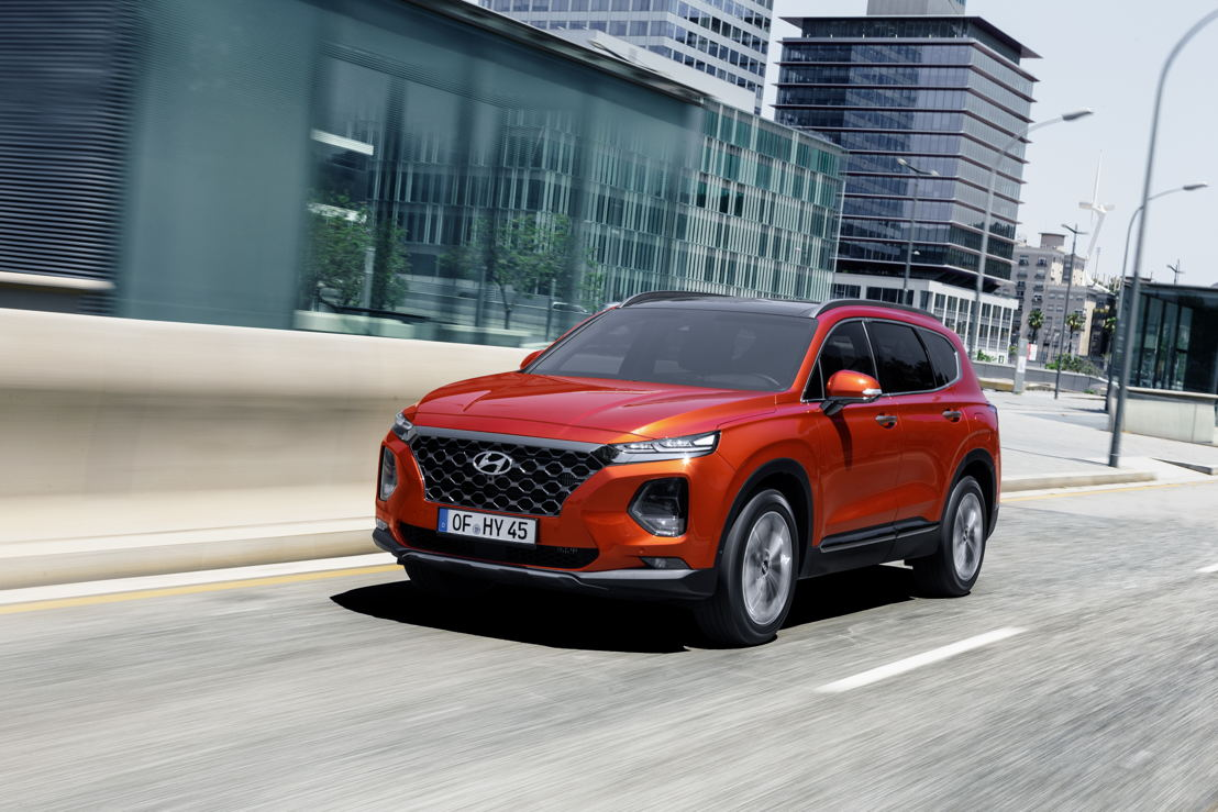 All-New Hyundai Santa Fe