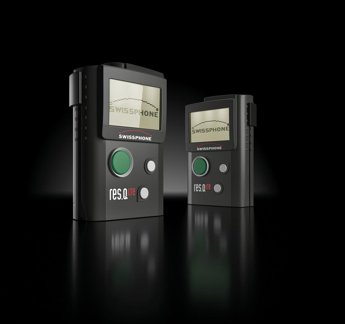 Swissphone lance le terminal RES.O pour l'alerte via la dernière technologie LTE-M pour les objets connectés (IoT)