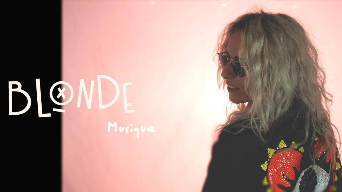 """BLONDE : nouveau single """"On se fout de tout"""""""