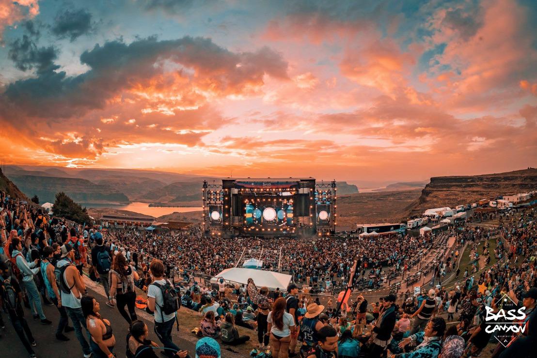 PK Sound Delivers Pristine Sound for Inaugural Bass Canyon Festival