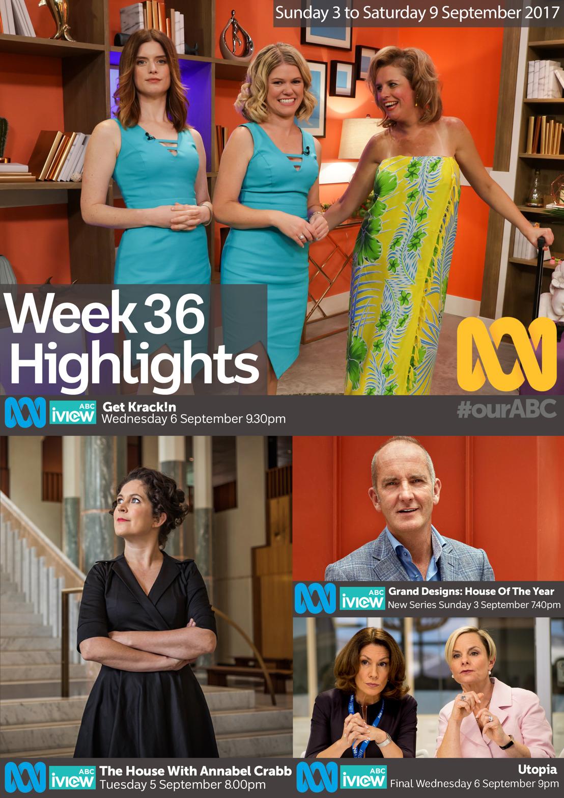 ABC Program Highlights - Week 36