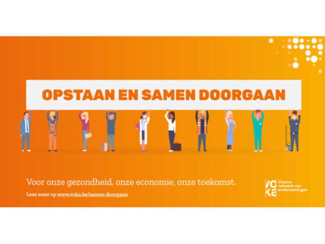 Voka West-Vlaanderen vraagt snel actieplan voor slimme heropstart economie
