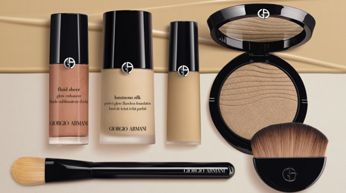 ICI PARIS XL blinkt uit met Armani Beauty