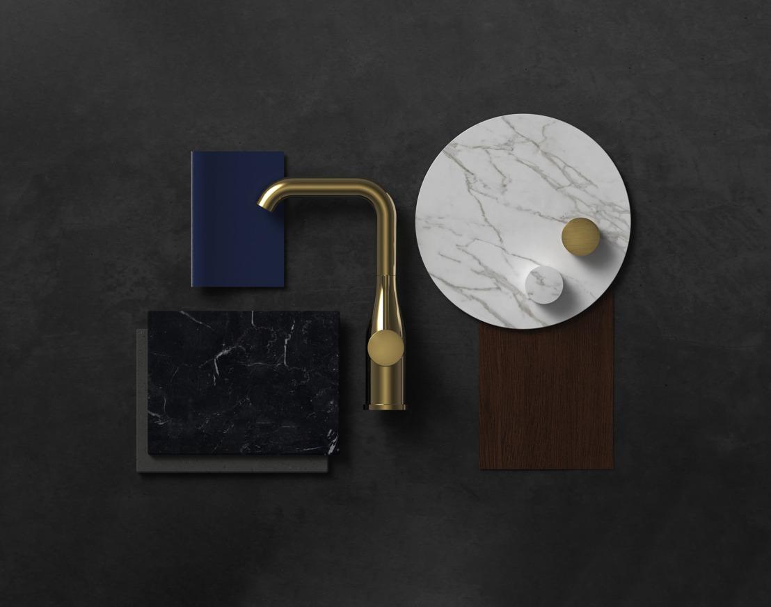 Créer son « espace à soi » avec la gamme pour salle de bains GROHE colors