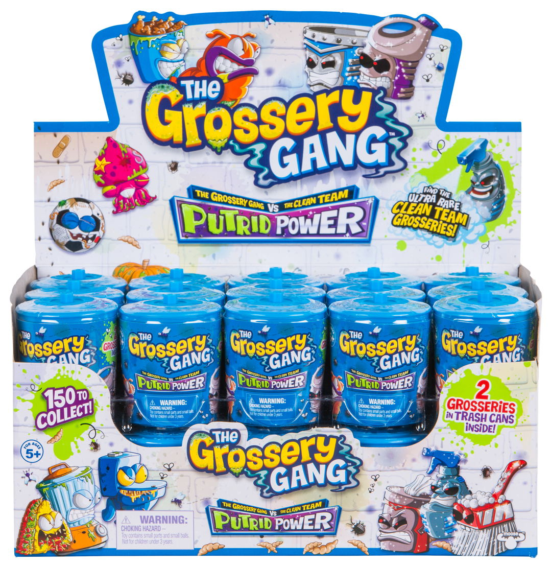 2 Pack Grossery Gang