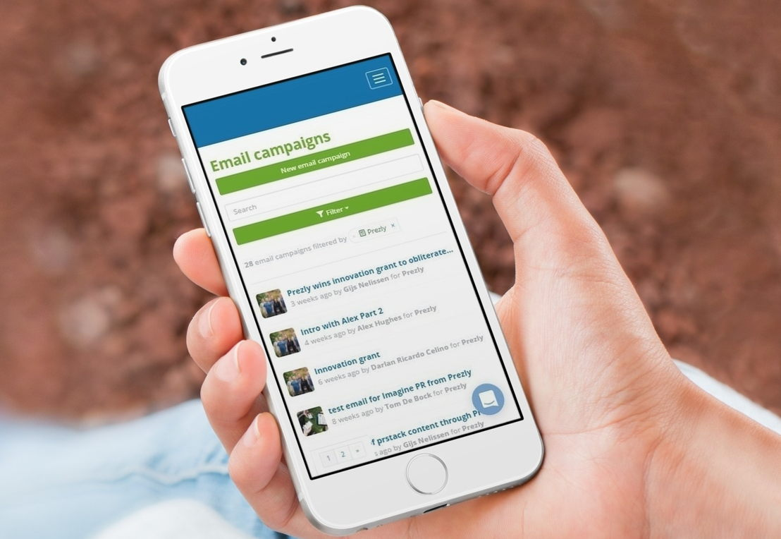 Filtering Contacts mobile