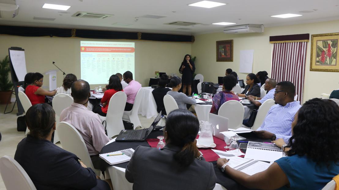 OECS PPS Strengthens Emergency Preparedness for Disease Outbreaks