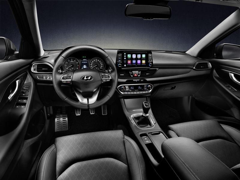 All-New Hyundai i30 Fastback