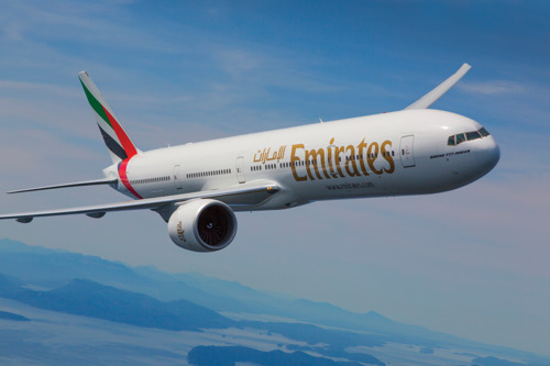 Emirates uses advanced navigation technology to increase cargo capacity to Kabul