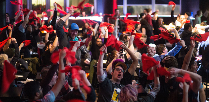 ESPORTS ON PAR WITH TRADITIONAL SPORTS FOR GEN Z AND MILLENNIALS