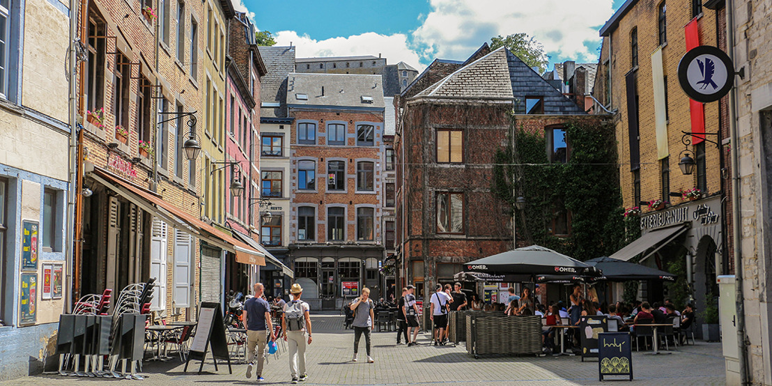 Namen, de perfecte bestemming die Vlaamse toeristen zal bekoren