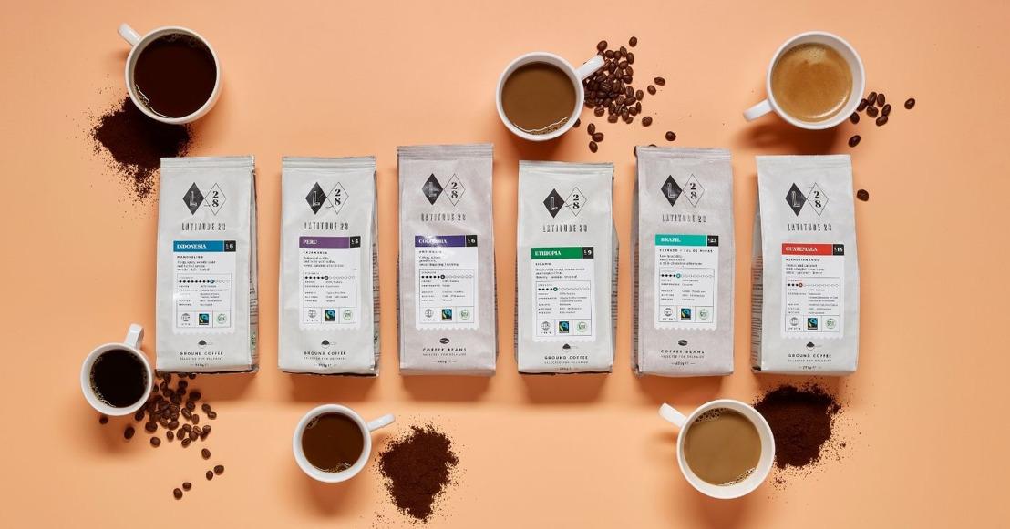 """Stijging van 35% bij het chocoladeassortiment """"Original Happiness"""" van Delicata en 240% bij het koffiemerk Latitude 28"""