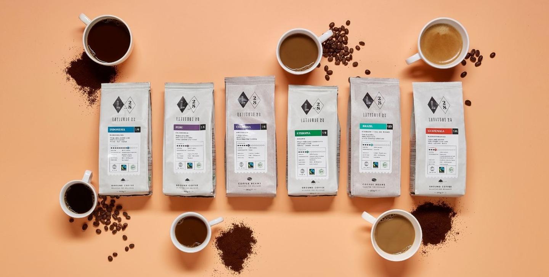 35% d'augmentation sur la gamme de chocolats « Original Happiness » de Delicata et 240% sur le café Latitude 28