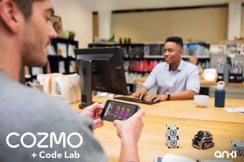 Cozmo: Der neue Constructor Mode erweitert Cozmo Code Lab um etliche fantastische Funktionen!