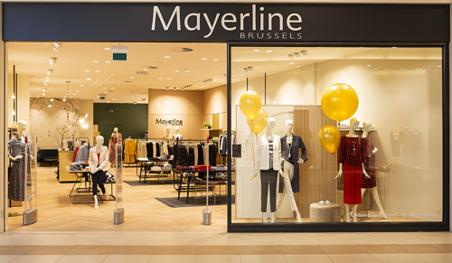 Mayerline opent flagshipstore in Waasland Shopping Center