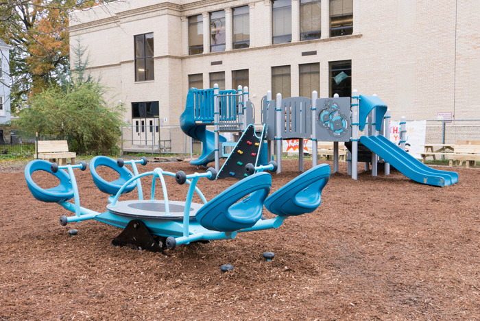 Duquesne Light Employees Built Local School District's First Playground