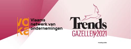 Laureaten Trends Gazellen Ambassadeurs 2021