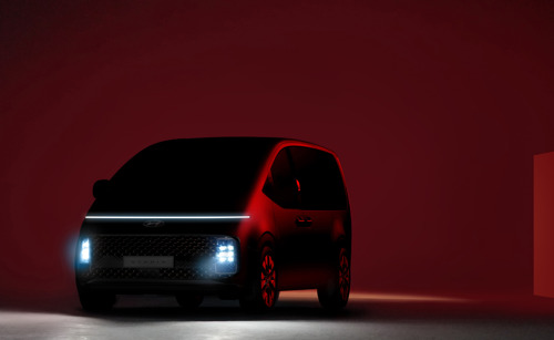 Hyundai Motor offre un premier aperçu de STARIA: un nouveau MPV au design premium et futuriste
