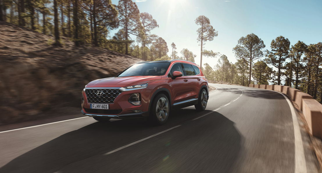 All-New Hyundai Santa Fe