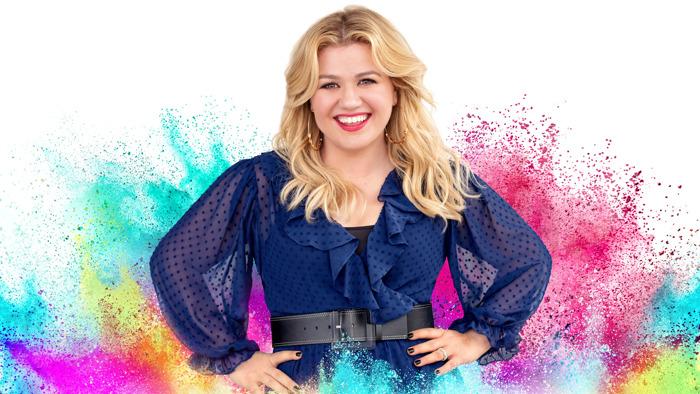 Vanaf morgen op VIJF, de dagelijkse talkshow 'The Kelly Clarkson show'