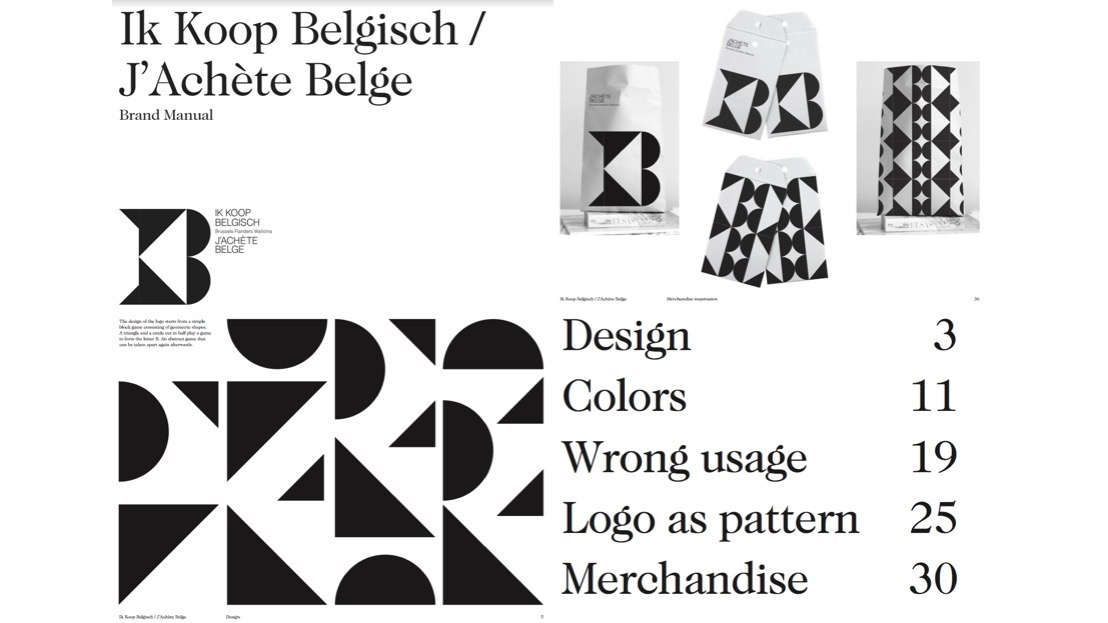 'Ik Koop Belgisch/J'Achète Belge' logo now available for use in your own brand campaign!