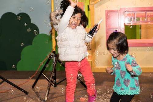 Preview: Ring in the New Year with Children's Museum of Atlanta's Bubble Bash, December 31