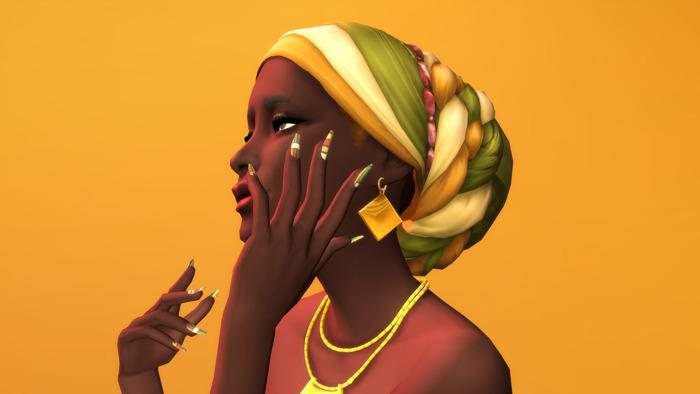 Les Sims 4 révèle la mise à jour du pack de jeu Détente au Spa