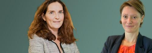 Céline Dupont wordt Chief Operating Officer bij AXA Partners. Audrey Amiot benoemd tot nieuwe Head of Operations & Transformation bij AXA Belgium.